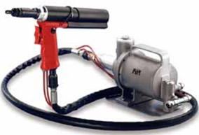 带增压器的FAR铆螺母枪KJ70