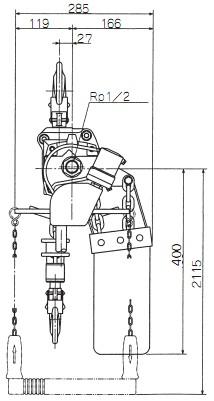 葫芦尺寸图2